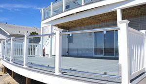 Deck-Glass-Panels