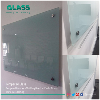 Custom Glass Whiteboard Glass Production