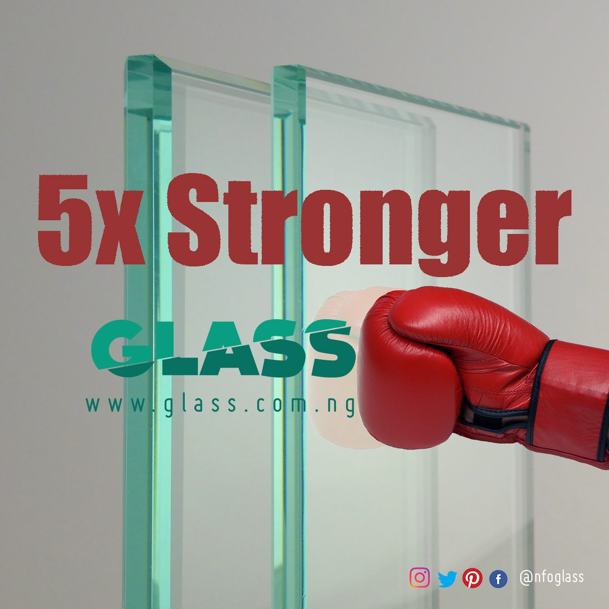 Why Tempered Glass is 5x Stronger