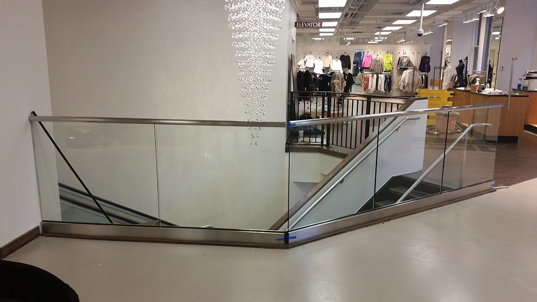 Why you should switch to glass frameless balustrades or handrails